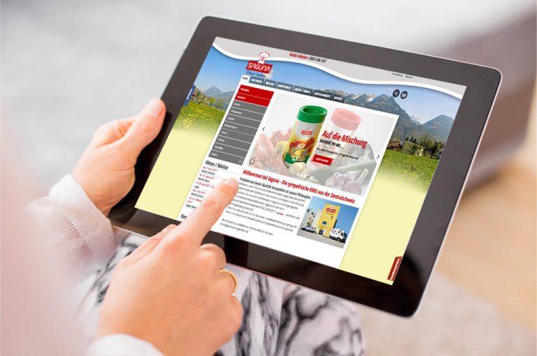 Online-Shop für Unternehmen