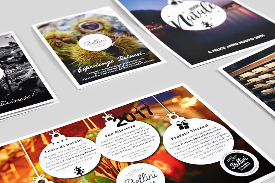 Eventkartendruck für Bellini 01