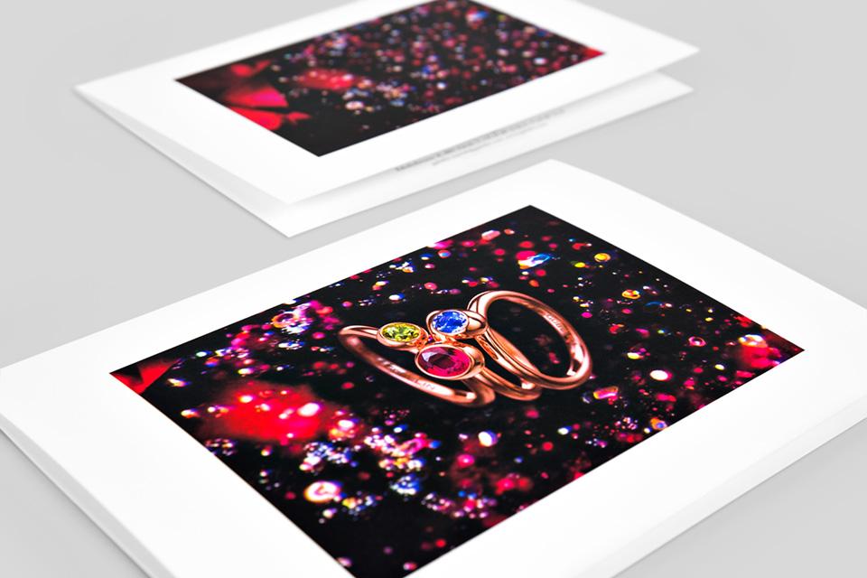 Gübelin Einladungskarte Opernball - Bild 02