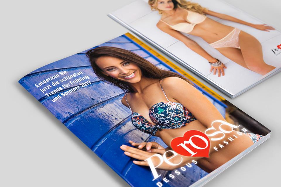 Bildbearbeitung für den Perosa Katalog - Bild 01