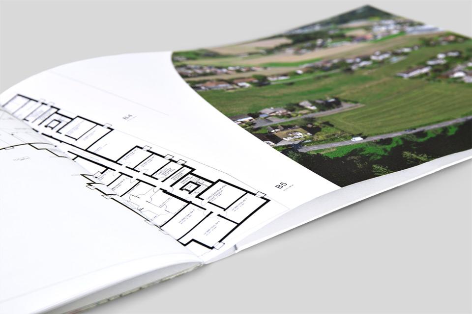 Broschürendesign für Mischler Immobilien 01