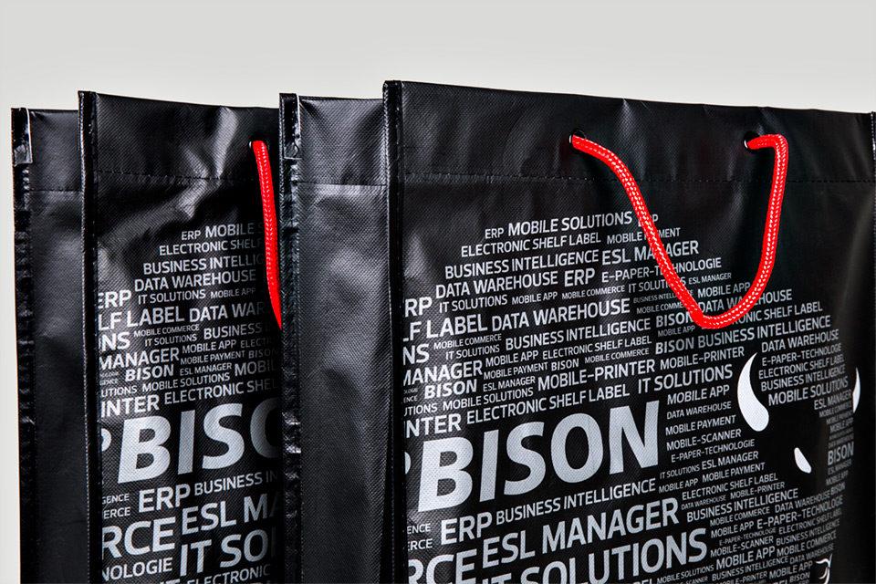 Taschendesign für Bison 02