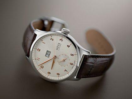 Bildbearbeitung Hess Uhren