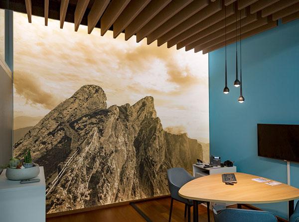 Vorschaubild Besprechungszimmer Raiffeisenbank