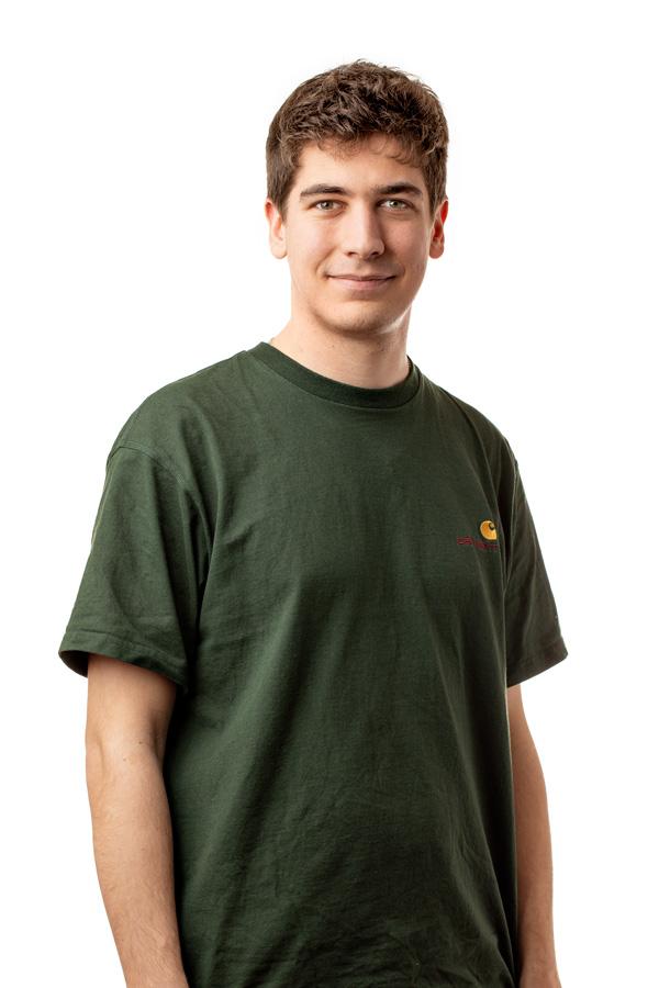 Portrait Fabian