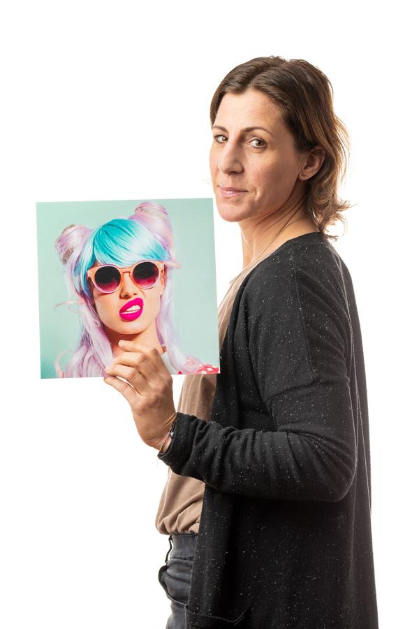 Portrait Kathy - Hover