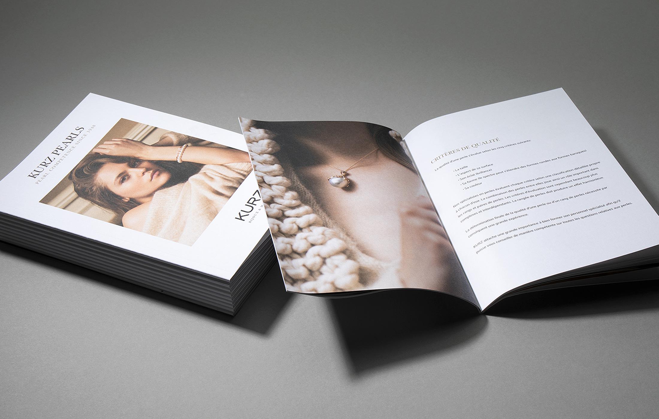 Magazin für Juwelier KURZ